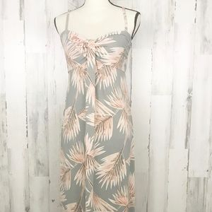 Tommy Bahama Maxi Dress Floral Medium